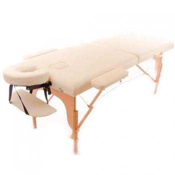 Масажный стол RelaxLine Lagune светло бежевый   Venko
