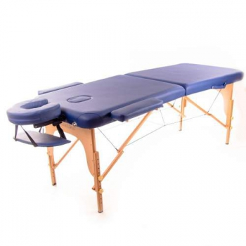 Масажный стол RelaxLine  Bali синий