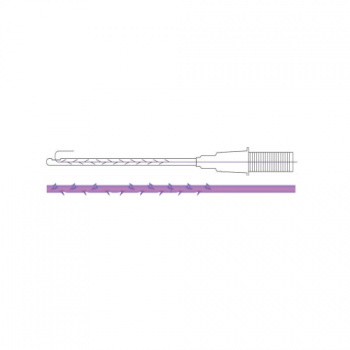 Мезонить Cog Pro II Cannula R, 21G, 90 mm/160 mm, 2-0