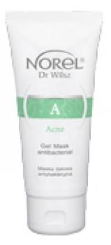 Антибактериальная гелевая маска для  проблемной кожи, 100мл