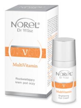 MultiVitamin – Brightening eye cream - витаминный крем для сухой, обезвоженной кожи, убирает темные круги под глазами 15 мл | Venko