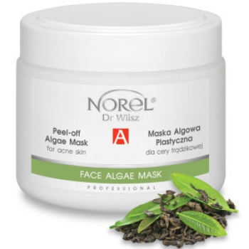 Альгинатная маска для кожи с акнэ, 500 мл
