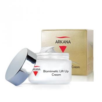 Биомиметический дневной крем с эффектом лифтинга Arkana Biomimetic Lift Up Cream 50мл