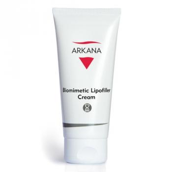 Биомиметический ночной крем с комплексом LIPOFILLER Arkana Biomimetic Lipofiller Cream 150мл | Venko