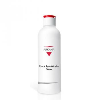 Мицелярная вода для снятия макияжа Arkana Eye + Face Micellar Water 200мл | Venko