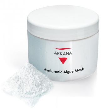 Увлажняющая альгинатная маска с гиалуроновой кислотой Arkana Hyaluronic Algae Mask 500мл