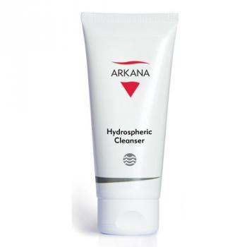 Увлажняющее очищающее молочко для всех типов кожи Arkana Hydrospheric Cleanser 75мл | Venko