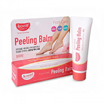 Пилинг-бальзам для грубой кожи,KOELF Peeling Balm 40 гр | Venko