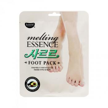 Маска для ног KOELF Melting Essence Foot Pack 7 г | Venko