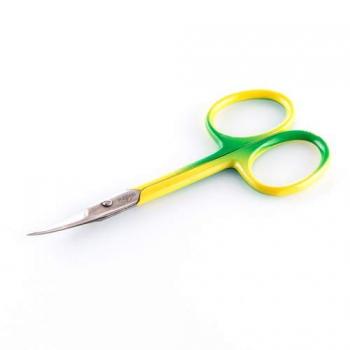 МН505 ножницы кутикульные цветные