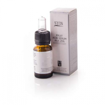 Сыворотка с фруктовой кислотой АНА 25 %, 10 мл | Venko