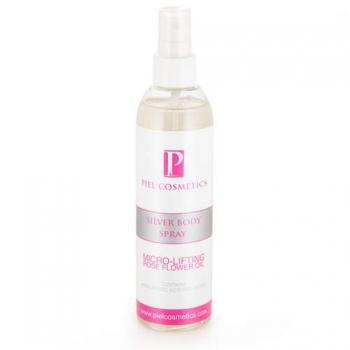 Спрей для тела с эфирным маслом розы Piel Cosmetics, 250 мл | Venko