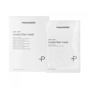 Маска после пилинга с кристаллическими волокнами (5 шт х 25мл) - Post peel crystal fiber mask, 1 шт | Venko