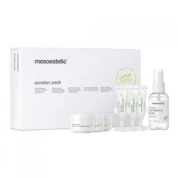 Профессиональный набор Акнелан - Аcnelan acne solution, 1 упак