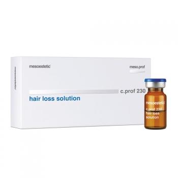с.prof 230 Коктейль для стимуляции роста волос - Нair loss solution, 1 x 5 мл | Venko