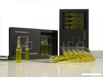 Коктейль для лечение выпадения волос HairSystem, 1 x 5 мл | Venko
