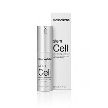 Регенерирующий крем-филлер для губ - Stem cell nanofiller lip contour, 15 мл | Venko