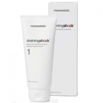Крем для тела Дренажный шок - Draining shock cream, 500 мл - СНЯТО | Venko