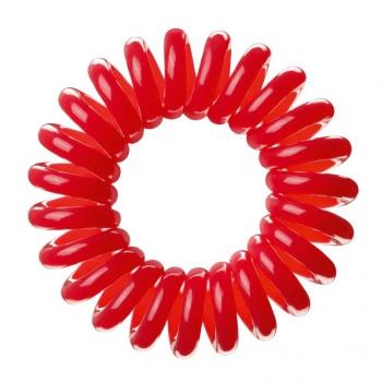 Резинка для волос EZ Bobbles Red, 3шт. | Venko