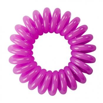 Резинка для волос EZ Bobbles Purple, 3шт. | Venko
