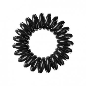 Резинка для волос EZ Bobbles Black, 3шт. | Venko