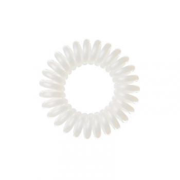 Резинка для волос EZ Bobbles Purl White, 3шт. | Venko