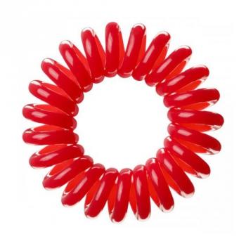 Резинка для волос EZ Bobbles Dark Red, 3шт. | Venko