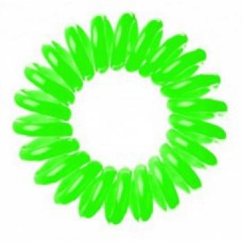 Резинка для волос EZ Bobbles Neon Green, 3шт. | Venko