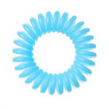 Резинка для волос EZ Bobbles Light Blue, 3шт. | Venko