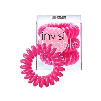 Резинка для волос  INVISI Bobble Candy Pink, 3 шт. | Venko