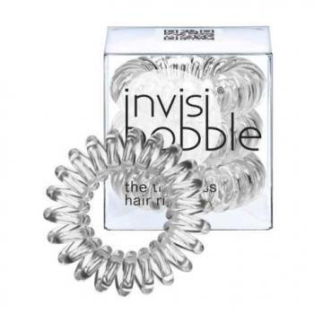 Резинка для волос INVISI Bobble Crystal Clear, 3 шт. | Venko