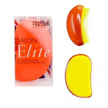 Расческа Tangle Teezer Salon Elite Orange/Yellow | Venko