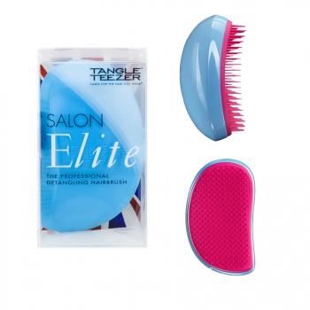 Расческа Tangle Teezer Salon Elite Blue/Pink | Venko