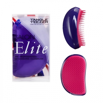 Расческа Tangle Teezer Salon Elite Purple/Pink | Venko