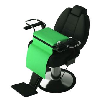 Детский пуфик на парикмахерское кресло 123A Panda | Venko