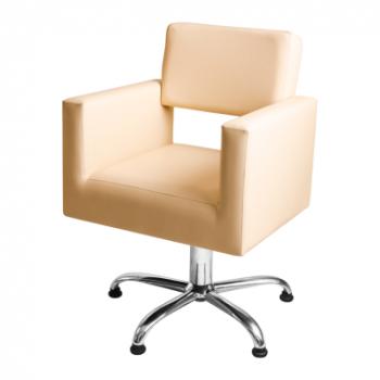 Кресло парикмахерское Kubik II Panda База XT | Venko