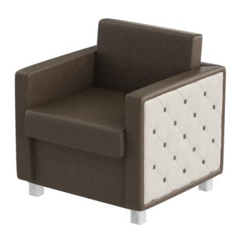 Кресло для ожидания Comodo Panda | Venko