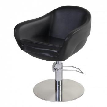 Кресло парикмахерское Galaxy Black Panda | Venko