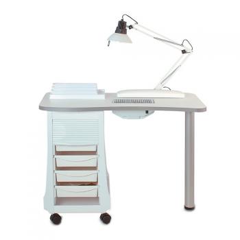 Стол для маникюра 124 LX  Panda | Venko