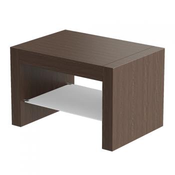 Стол для зоны ожидания Kubik Panda (Шпон)