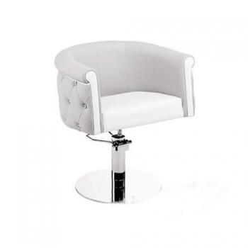 Кресло парикмахерское Obsession на гидравлике квадрат Архив | Venko