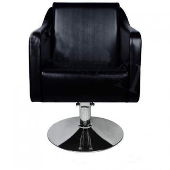 Кресло парикмахерское VM832 на пневматике хром | Venko