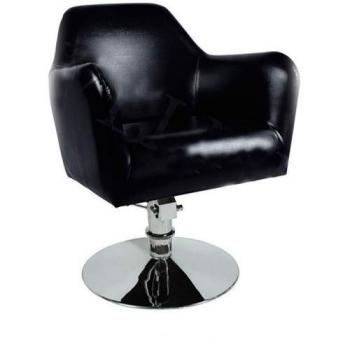 Кресло парикмахерское VM831 на пневматике хром | Venko