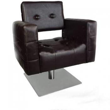 Кресло парикмахерское VM830 на пневматике хром