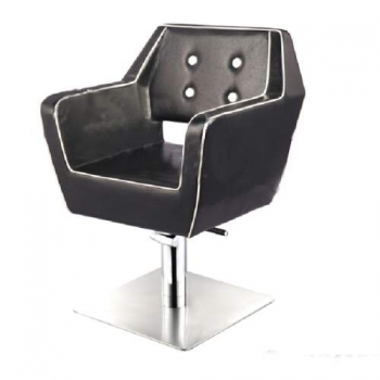 Кресло парикмахерское VM829 на пневматике хром