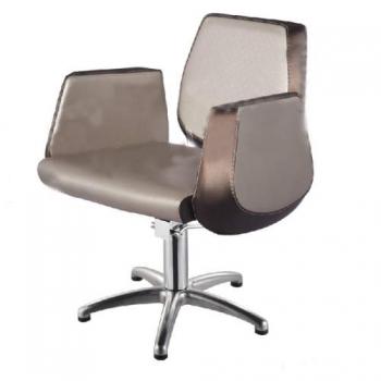 Кресло парикмахерское VM826 на пневматике хром | Venko