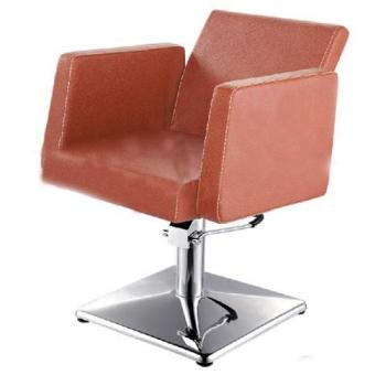 Кресло парикмахерское VM825 на пневматике хром | Venko