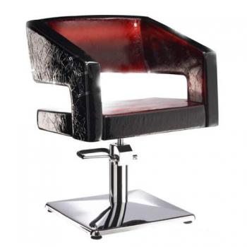 Кресло парикмахерское VM824 на пневматике хром