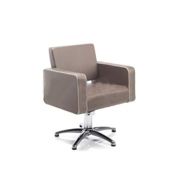Кресло парикмахерское VM823 на пневматике хром | Venko