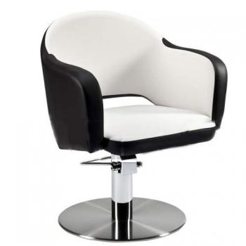 Кресло парикмахерское VM821 на пневматике хром | Venko